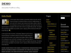 Total Liquidation WordPress Theme