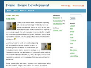 TechPress Theme