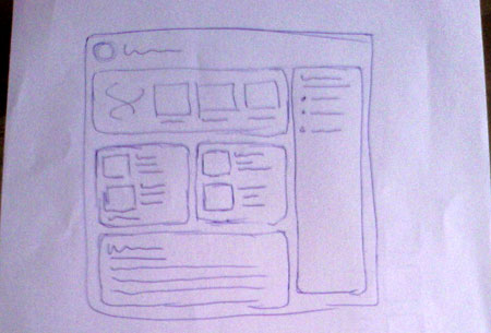 WordPress Designer First draft