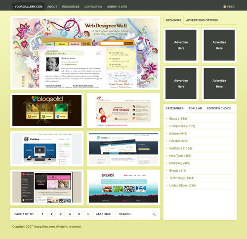 css-gallery-theme