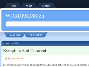 Envy WordPress Theme