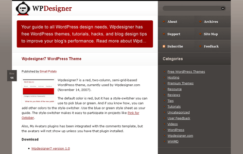 WPDesigner Version 8