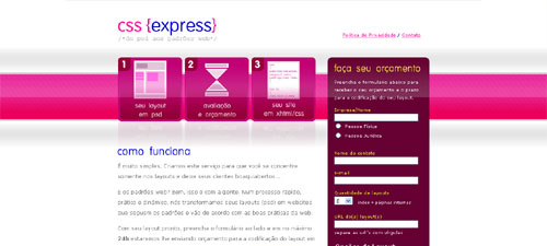 CSS Express