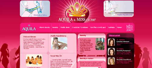 Aquila and Miss