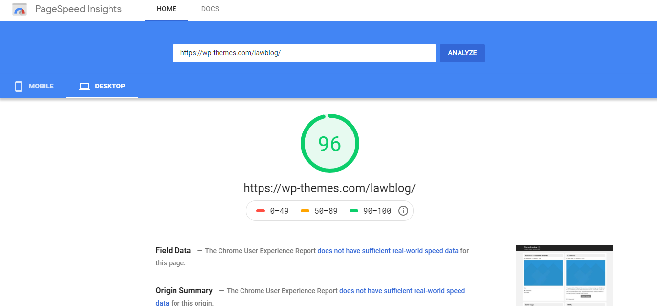 LawBlog WP Theme Review